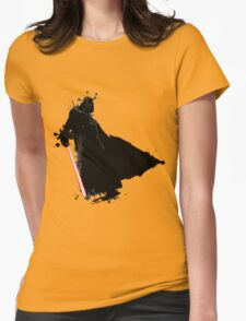 DARTH VADER. Womens Fitted T-Shirt
