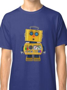 Surprised toy robot Classic T-Shirt