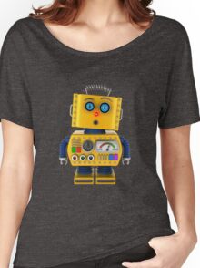 Surprised toy robot Women's Relaxed Fit T-Shirt