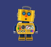 Surprised toy robot Unisex T-Shirt