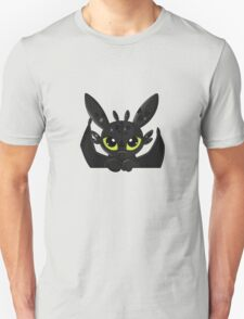 How To Train Your Dragon, Toothless cute pocket T-Shirt