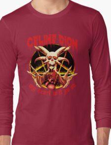 My Heart Will go on Metal Long Sleeve T-Shirt