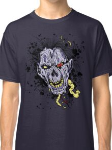 Zombie painting Classic T-Shirt