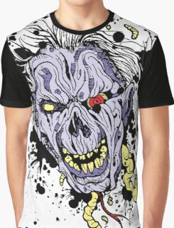 Zombie painting Graphic T-Shirt
