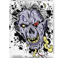 Zombie painting iPad Case/Skin