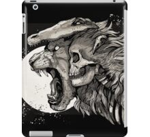 The Demon Boy COLOUR iPad Case/Skin
