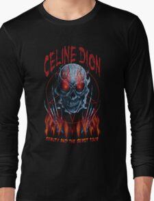 Beauty and the Beast Metal Long Sleeve T-Shirt