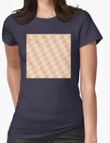 Peaches Womens Fitted T-Shirt