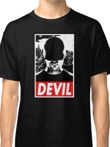 DAREDEVIL - Obey Design Classic T-Shirt