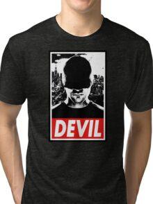 DAREDEVIL - Obey Design Tri-blend T-Shirt