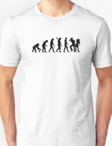 Evolution line dance T-Shirt