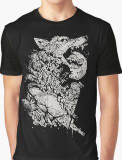 Werewolf Therewolf Graphic T-Shirt