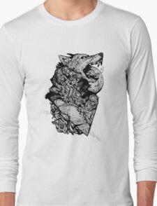 Werewolf Therewolf Long Sleeve T-Shirt