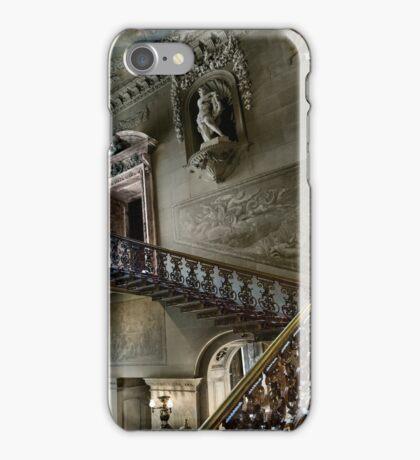 Chatsworth-stairs 2 iPhone Case/Skin