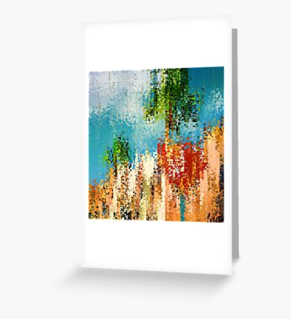 Beverly Hills 01 Greeting Card