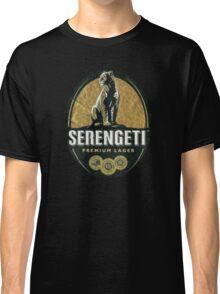 SERENGETI LAGER BEER OF TANZANIA Classic T-Shirt