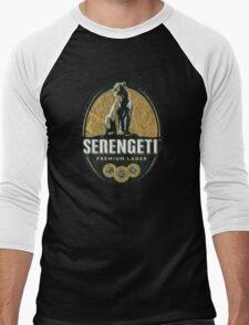 SERENGETI LAGER BEER OF TANZANIA Men's Baseball ¾ T-Shirt