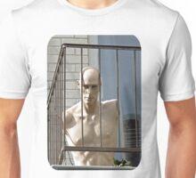 Just Half the Man Unisex T-Shirt
