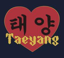 ♥♫I Love Taeyang-Fabulous K-Pop Clothes & Phone/iPad/Laptop/MackBook Cases/Skins & Bags & Home Decor & Stationary & Mugs♪♥ Baby Tee
