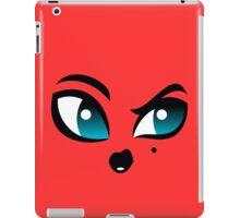 Lady Beast Character iPad Case/Skin