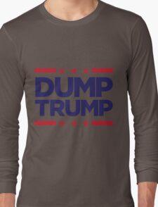 Dump Trump - 2016 Election Long Sleeve T-Shirt