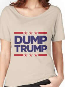 Dump Trump - 2016 Election Women's Relaxed Fit T-Shirt