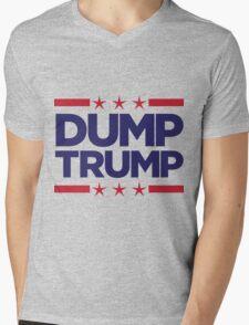Dump Trump - 2016 Election Mens V-Neck T-Shirt