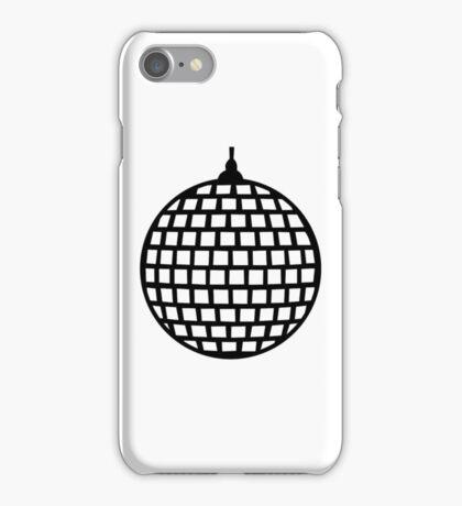 Mirror ball iPhone Case/Skin