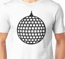 Mirror ball Unisex T-Shirt