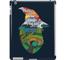 concerning hobbits iPad Case/Skin