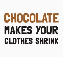 Chocolate Shrink One Piece - Short Sleeve