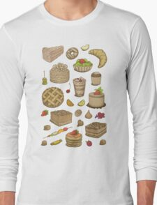 Desserts Collection Long Sleeve T-Shirt