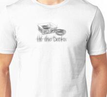 Hit the Decks - Fisher-Price Turntable Unisex T-Shirt