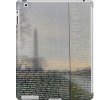 Vietnam Memorial iPad Case/Skin