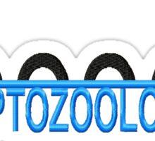 Cryptozoologist Linear Sticker