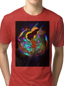 Melanin Tri-blend T-Shirt