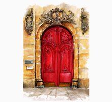 door collection: red door Unisex T-Shirt