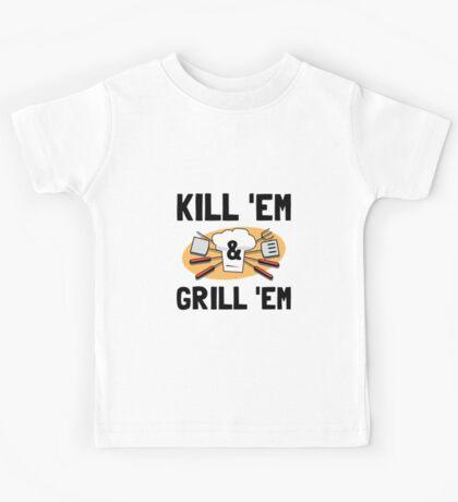 Kill Grill Kids Tee