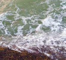 Welsh coastal photography  Sticker