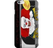 Pennywise (The Clown) iPhone Case/Skin