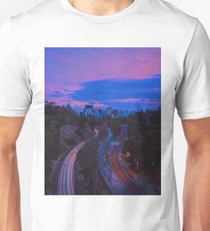 Sunset of San Diego Unisex T-Shirt