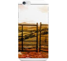 Oul Kerry Gates iPhone Case/Skin