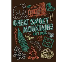 Great Smoky Mountains National Park Photographic Print