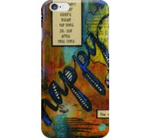 The HAPPY Artist iPhone Case/Skin