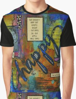 The HAPPY Artist Graphic T-Shirt