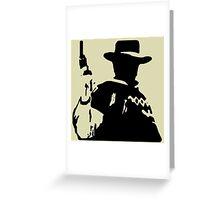 Joe Greeting Card