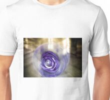 Traveling Flower In Coney Island Unisex T-Shirt