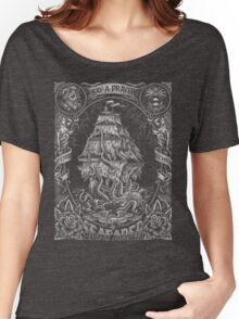 Prayer for the Seafarer Women's Relaxed Fit T-Shirt