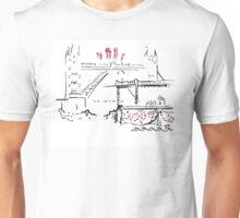 The Queen's Diamond Jubilee River Pageant Unisex T-Shirt