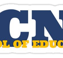 TCNJ School of Education Sticker